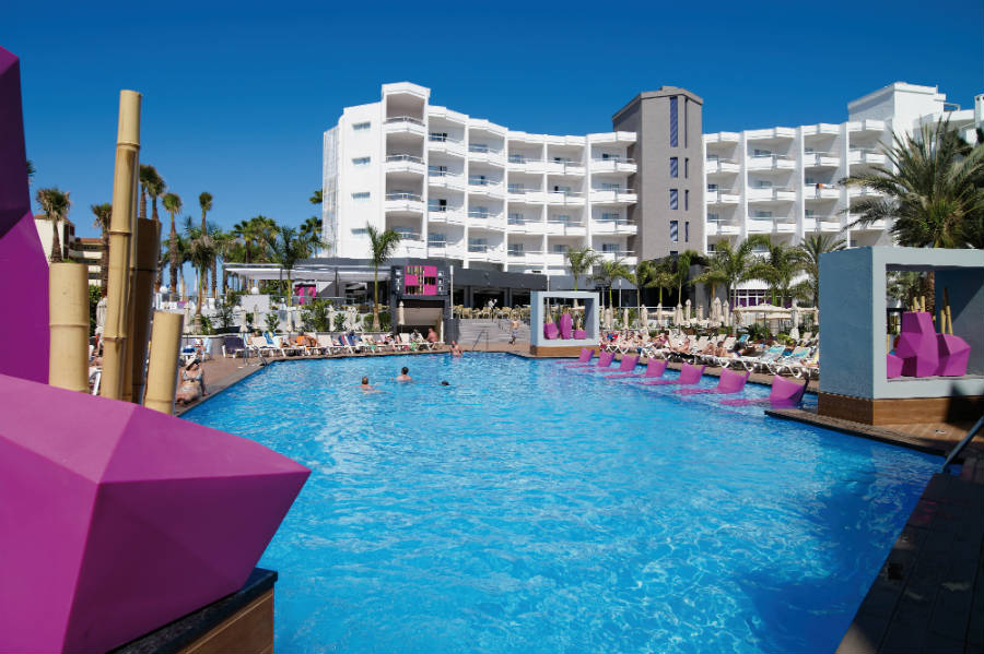 Hotel Riu Don Miguel - Buitenzwembad