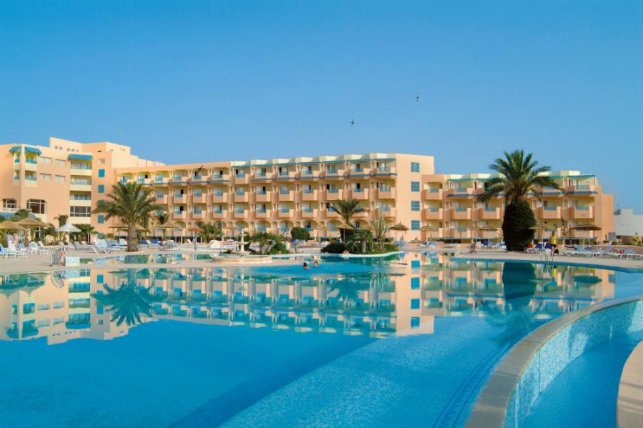 Clubhotel Riu Bellevue Park Hotel In Port El Kantaoui
