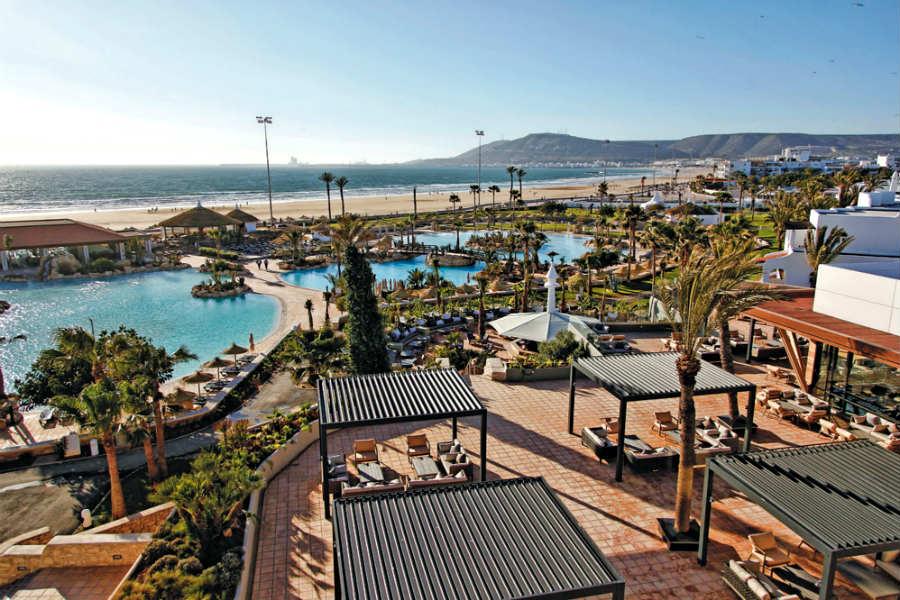 Marrakesch Strand Hotel