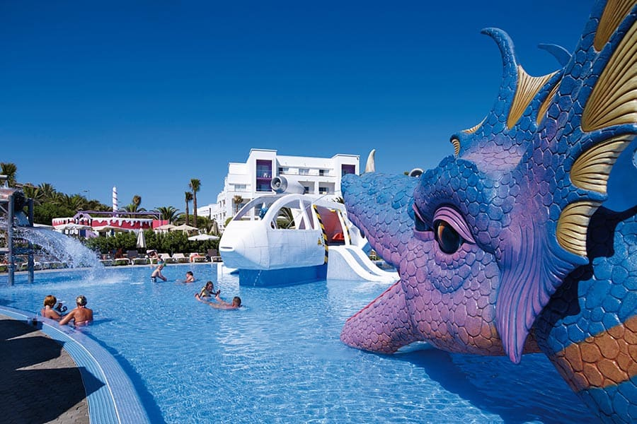 Kid-friendly hotels in Maspalomas Photo Riu Hotels