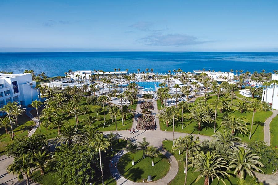 Hotels in Gran Canaria for a carefree holiday Photo Riu Hotels