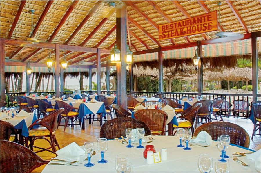 ClubHotel Riu Merengue - Restaurant