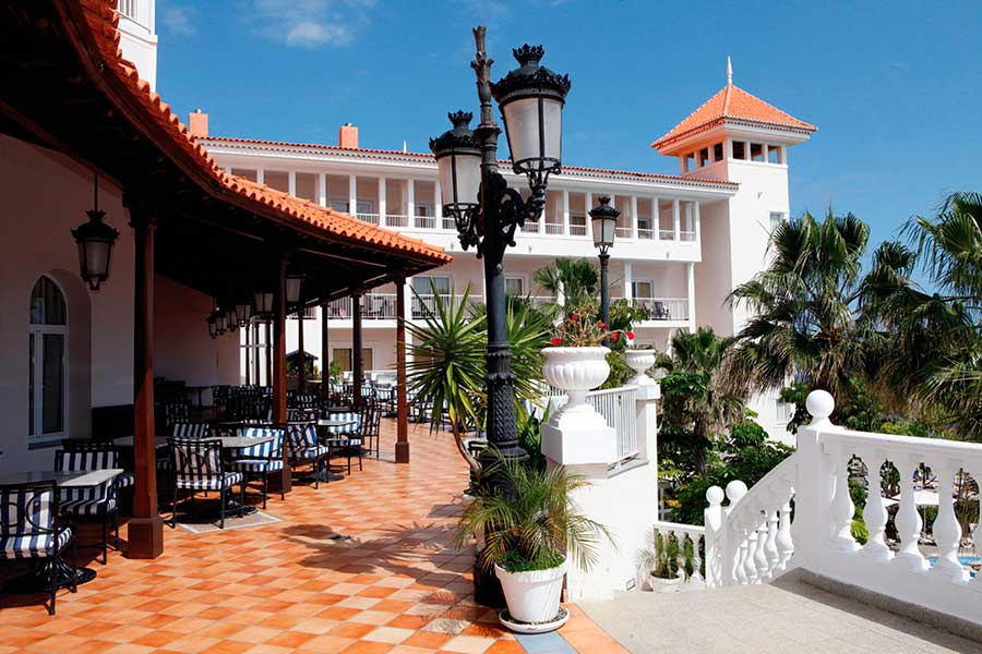 Hotel Riu Palace Madeira - Dienst