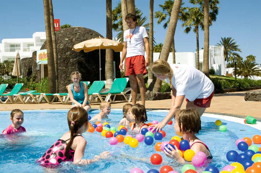 Clubhotel Riu Paraiso Lanzarote Resort All Inclusive