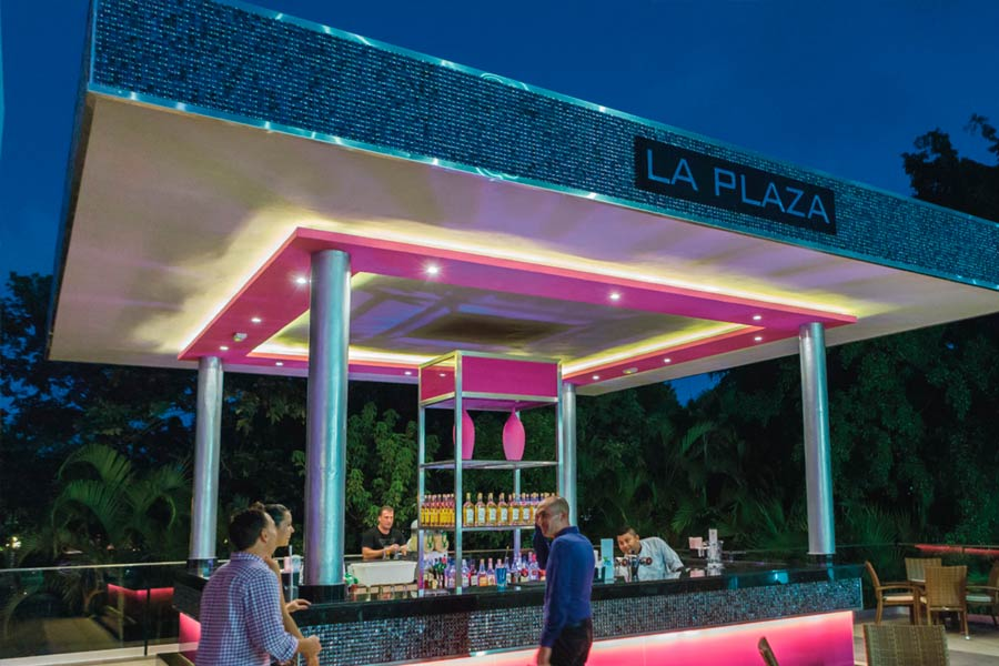Hotel Riu Playacar - Bar