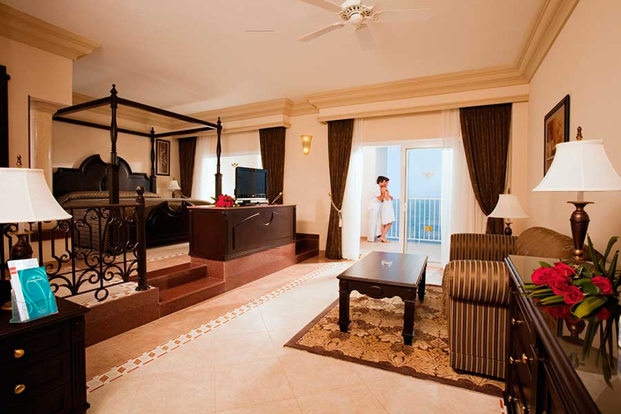 Hotel Riu Emerald Bay - Quarto