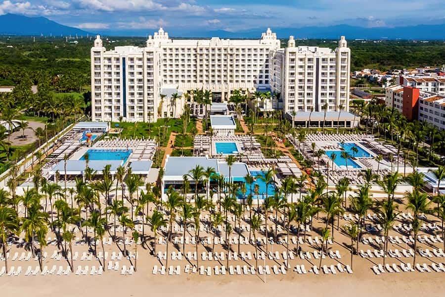 Hotel Riu Vallarta Hotel Vallarta Riviera Nayarit Tudo Incluído