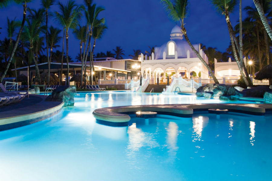 Clubhotel riu bambu hotel punta cana familiar tudo inclu do for Habitacion familiar riu bambu