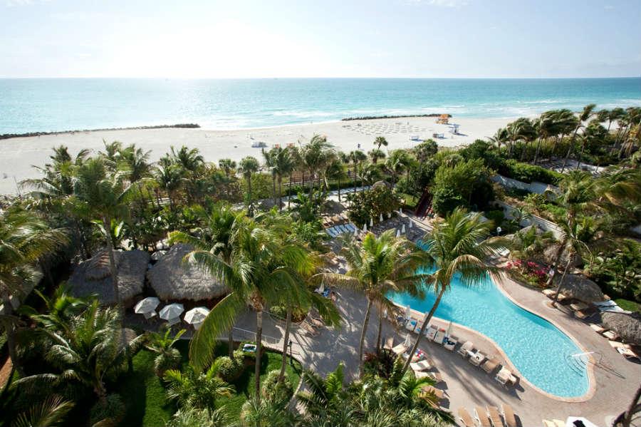 Hotel Riu Plaza Miami Beach RIU Hotels Resorts - Map of egypt beach resorts